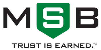 McHenry Savings Bank - Trust is Earned. Logo