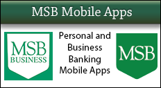 MSB Mobile Banking Apps