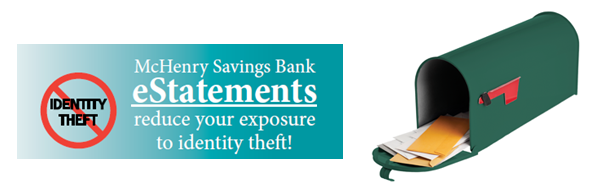 Fight Identity Theft with eStatements